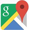 google maps vermelding